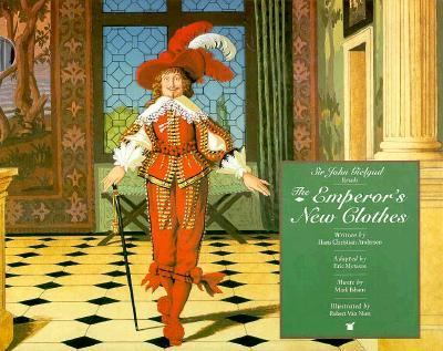 The Emperor's New Clothes 9780887081613