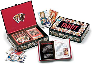 The Essential Tarot Book & Card Set 9780880882484