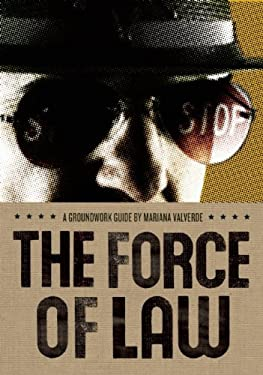 The Force of Law 9780888998187