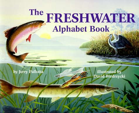 The Freshwater Alphabet Book 9780881069006