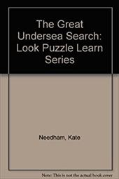 The Great Undersea Search: Look Puzzle Learn Series 3939733