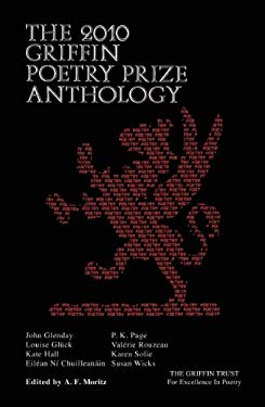 The Griffin Poetry Prize Anthology 9780887849558