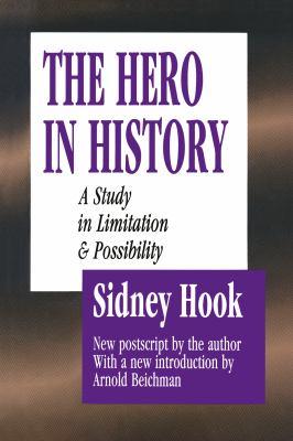 The Hero in History 9780887384288