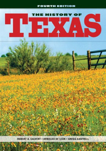 The History of Texas 9780882952550