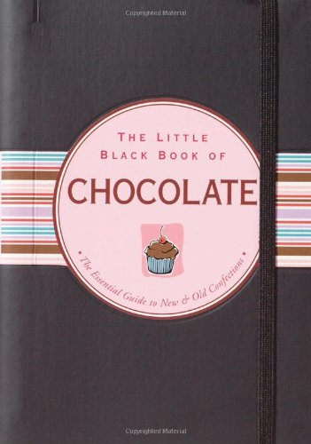 The Little Black Book of Chocolate 9780880883610