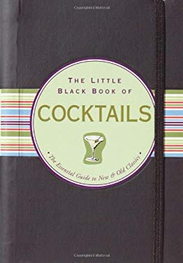 The Little Black Book of Cocktails 9780880883603