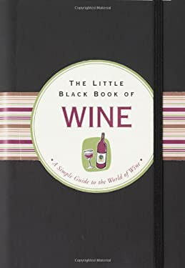 The Little Black Book of Wine 9780880885720