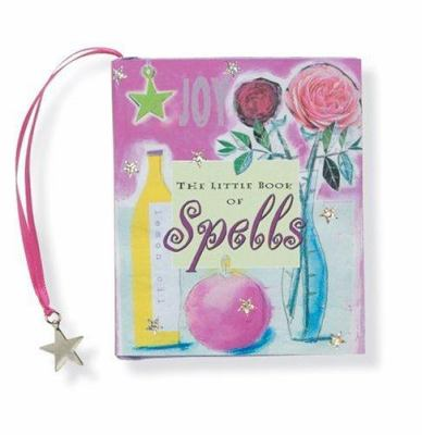 The Little Book of Spells [With Silver-Plated Charm] 9780880888790