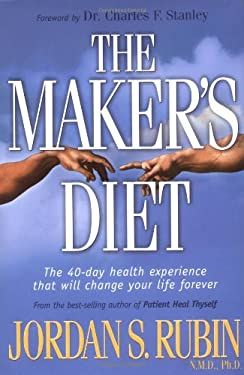 The Maker's Diet 9780884199489