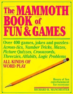The Mammoth Book of Fun and Games 9780884860440