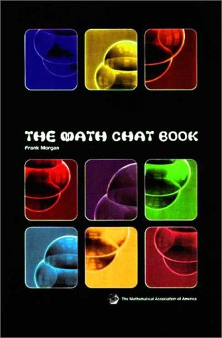 The Math Chat Book 9780883855300