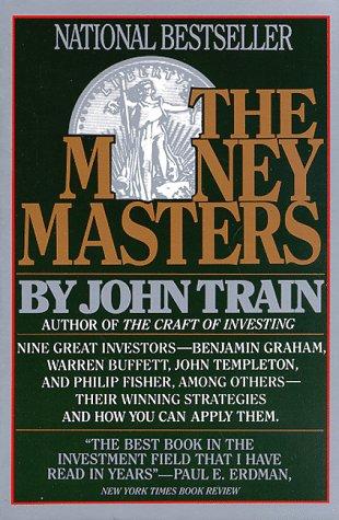 The Money Masters 9780887306389