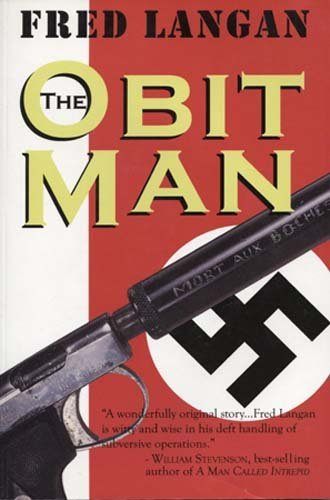 The Obit Man 9780889628298