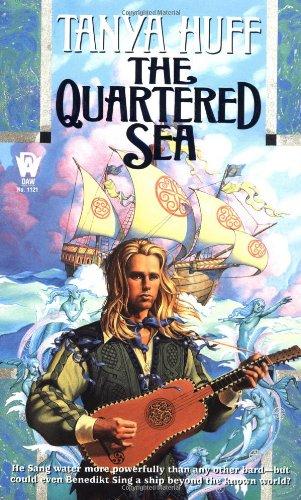 The Quartered Sea 9780886778392