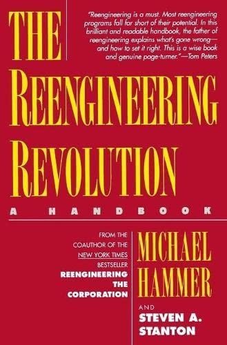 The Reengineering Revolution 9780887307362