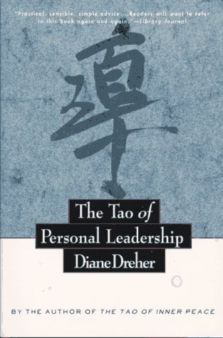 The Tao of Personal Leadership 9780887308376