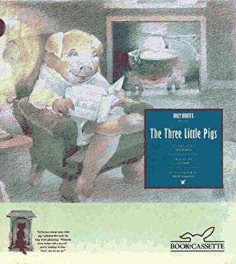 The Three Little Pigs [With Book] 9780887081330