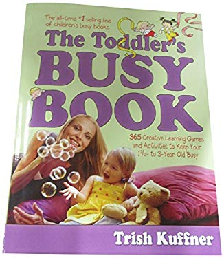 The Toddler's Busy Book 9780881663570
