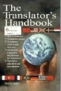 The Translator's Handbook 9780884003243