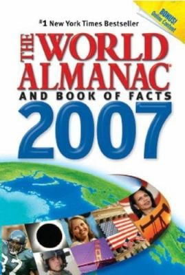 The World Almanac and Book of Facts 9780886879969