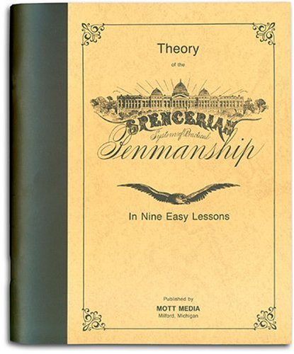 Theory of Spencerian Penmanship 9780880620826