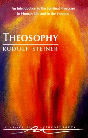 Theosophy (Creeger) (Ga9) #1702 9780880103732