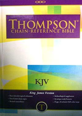 Thompson Chain-Reference Bible-KJV-Large Print 9780887071485
