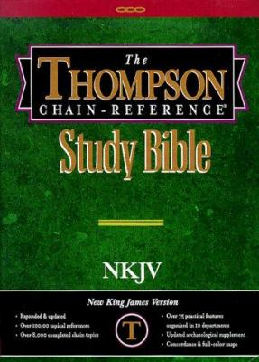 Thompson Chain-Reference Bible-NKJV 9780887073144
