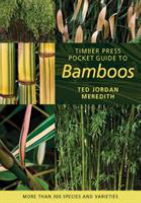Timber Press Pocket Guide to Bamboos 9780881929362
