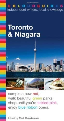 Toronto & Niagara Colourguide 9780887808999