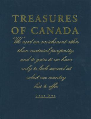 Treasures of Canada 9780888666420