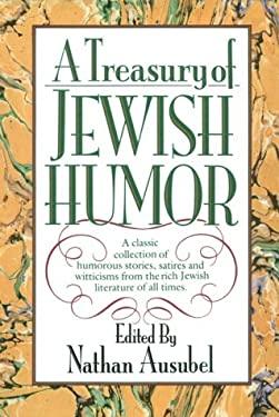 Treasury of Jewish Humor 9780883658420