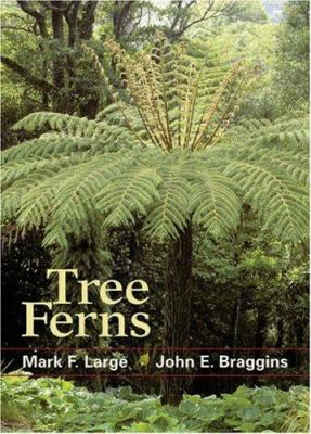 Tree Ferns 9780881926309