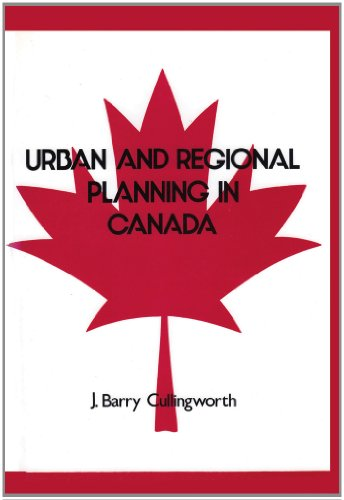 Urban and Regional Planning in Canada 9780887381355