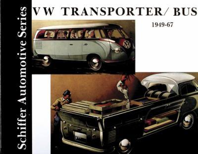 VW Transporter-Bus, 1949-1967 9780887401961