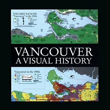 Vancouver: A Visual Hist 9780889223110