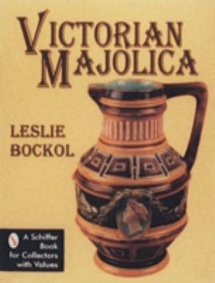 Victorian Majolica 9780887409530