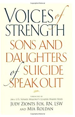 Voices of Strength: Sons and Daughters of Suicide Speak Out 9780882823331
