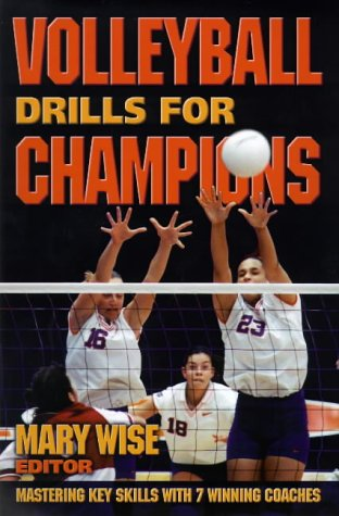 Volleyball Drills for Champions 9780880117784