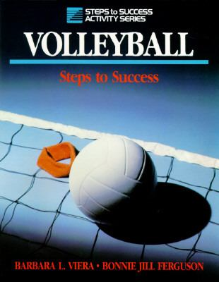 Volleyball: Steps to Success 9780880113151