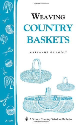 Weaving Country Baskets 9780882665887