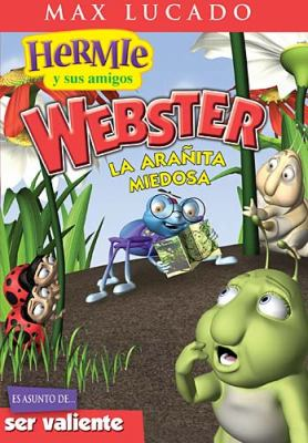 Webster: La Aranita Miedosa 9780881134797