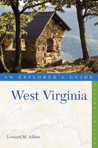 Explorer's Guide West Virginia 9780881509472