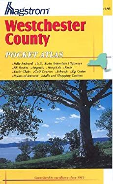 Westchester County: Pocket Atlas 9780880977142