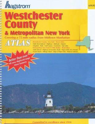 Westchester County & Metropolitan New York Atlas 9780880977708