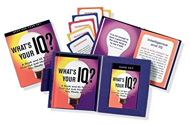 What's Your IQ?: A Book and IQ Test to Find Out Just How Smart You Really Are! 9780880882552