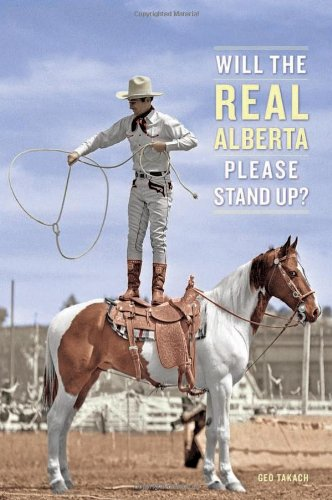 Will the Real Alberta Please Stand Up? 9780888645432