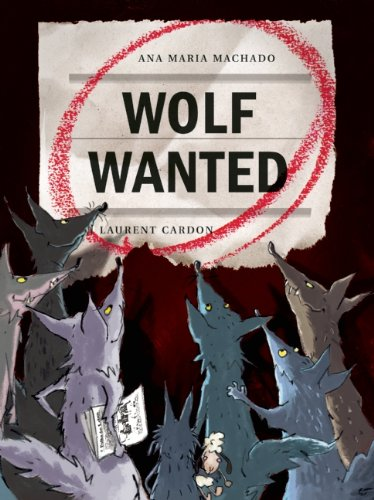 Wolf Wanted 9780888998804