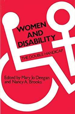 Women and Disability: The Double Handicap 9780887380174