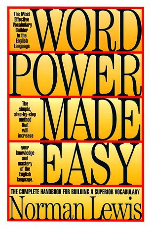 Word Power Made Easy 9780883659250